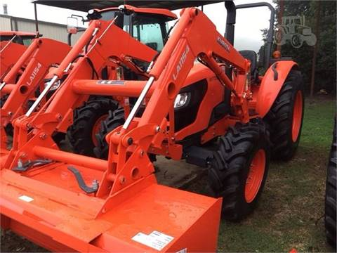 2017 Kubota M7060HD12 for sale in Sims, NC