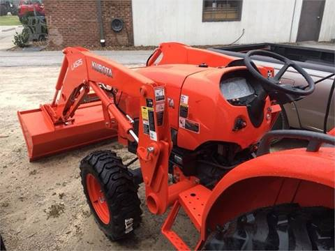 2017 Kubota L3901HST for sale in Sims, NC