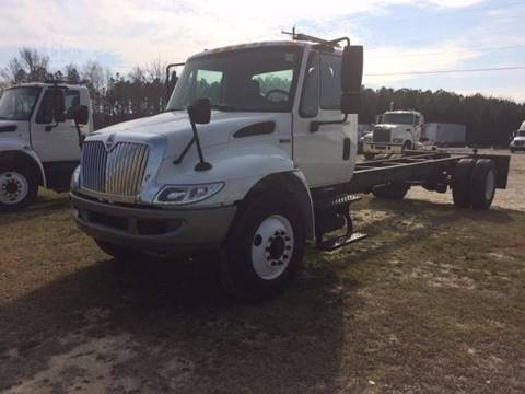 2013 International 4300 for sale in Apex, NC