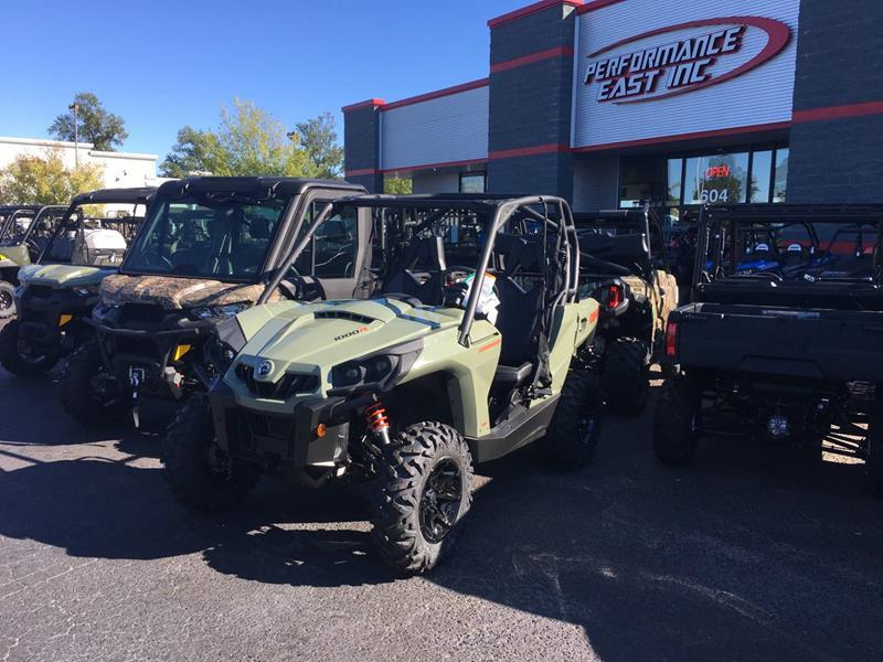 2018 Can-Am Commander DPS 1000R for sale at Vehicle Network, LLC - Performance East, INC. in Goldsboro NC