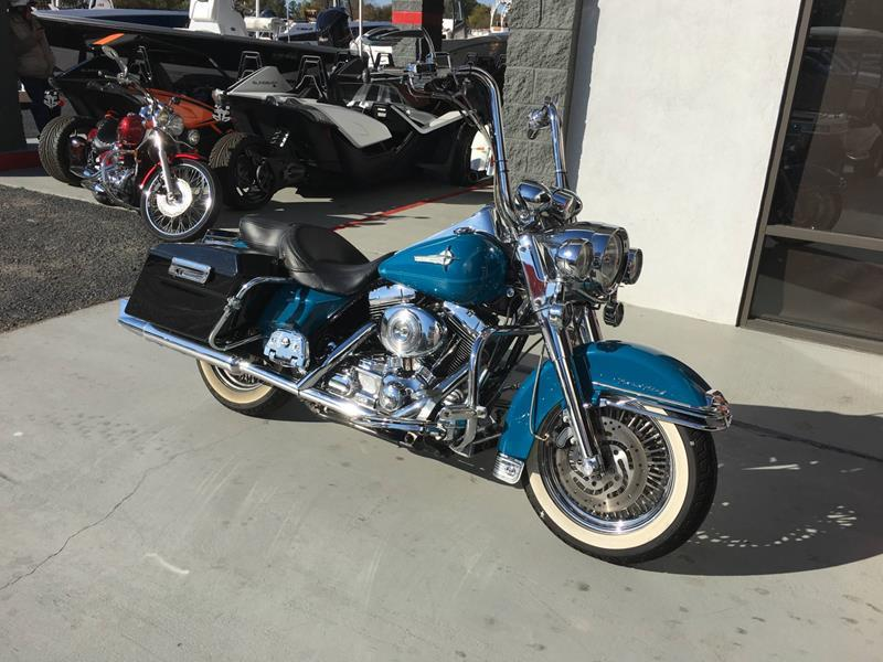 RPMWired.com car search / 2001 Harley Davidson FLHRCI Road King Classic