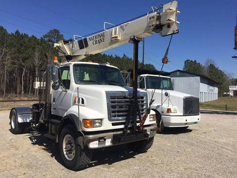 2002 Sterling L7500 for sale in Plymouth, NC