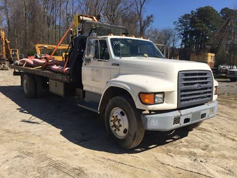 1997 Ford F-Series for sale in Plymouth, NC