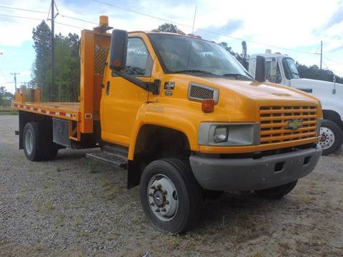 2006 Chevrolet C4500 for sale in Plymouth, NC
