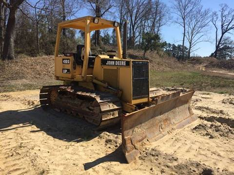 1990 John Deere 450-G for sale in Plymouth, NC