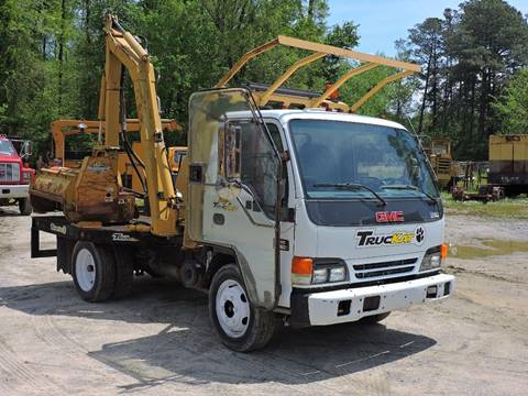 2002 GMC W5500 for sale in Plymouth, NC
