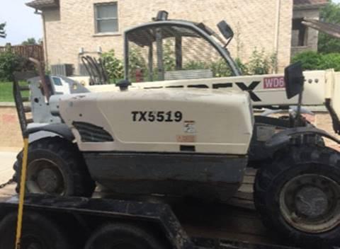 2005 Terex TX55-19 for sale in Norfolk, VA