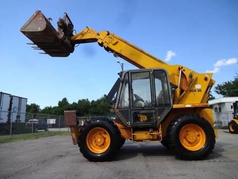 2002 JCB 536-36 for sale in Norfolk, VA
