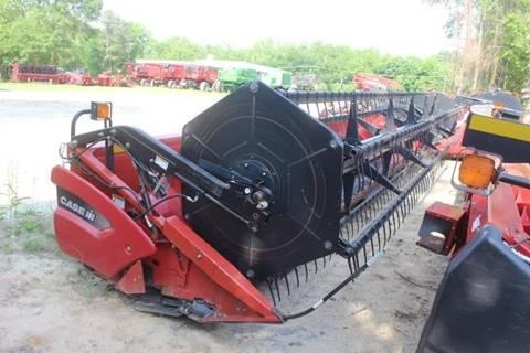 2011 Case IH  2020 Grain & Flex Head for sale in Kinston, NC
