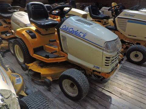 Cub Cadet 2186 for sale at Vehicle Network - Mills International in Kinston NC