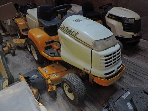 Cub Cadet 3184 for sale at Vehicle Network - Mills International in Kinston NC