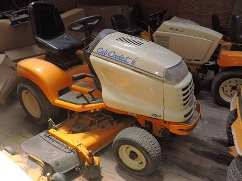 Cub Cadet 3204 for sale at Vehicle Network - Mills International in Kinston NC