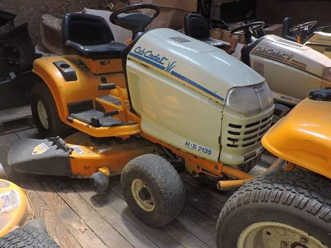 Cub Cadet HDS 2135 for sale at Vehicle Network - Mills International in Kinston NC