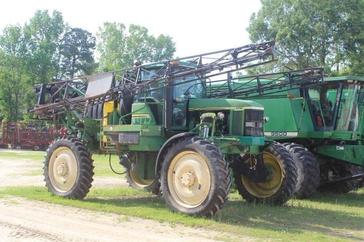 John Deere 4710 for sale at Vehicle Network - Mills International in Kinston NC