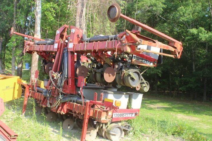 1900 Case Ih 1200 Planter Kinston Nc Raleigh North Carolina
