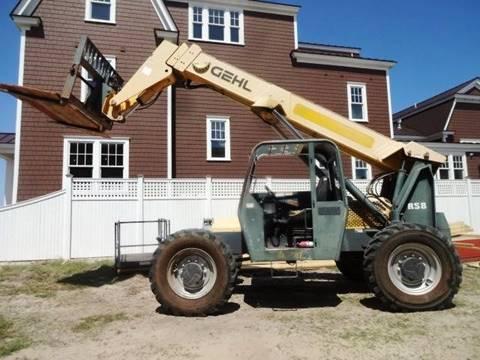 2005 Gehl RRS 842 for sale in Norfolk, VA