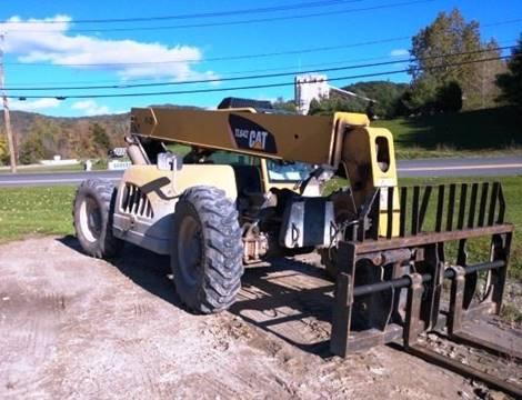 2008 Caterpillar TL 642 for sale in Norfolk, VA