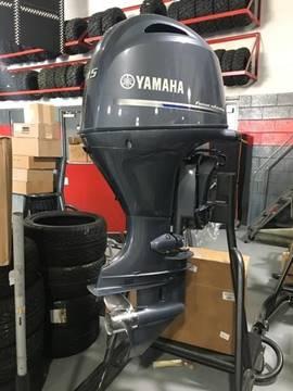 2016 Yamaha F115XB for sale in Goldsboro, NC