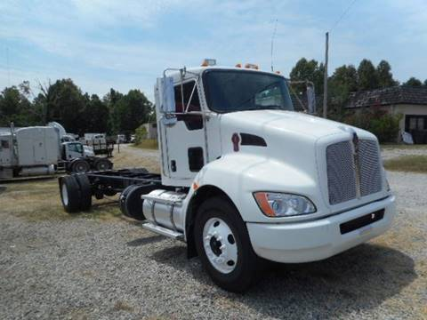 2011 Kenworth T270 for sale in High Point, NC
