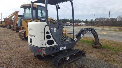 2013 Terex TC16 for sale in Warsaw, VA
