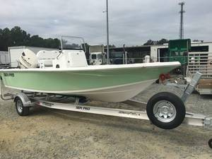 2019 Sea Pro 208 for sale at Vehicle Network - Mid Atlantic Power and Equipment in Dunn NC