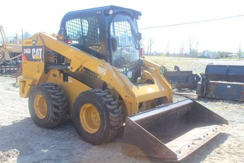 2015 Caterpillar 246D for sale in Thomasville, NC