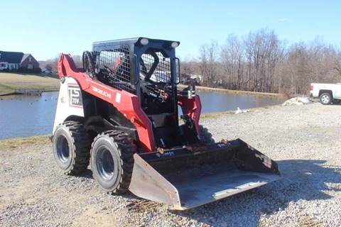 2013 Takeuchi TS70V for sale in Thomasville, NC