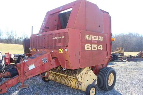 1994 New Holland 654 for sale at Vehicle Network - Joe's Tractor Sales in Thomasville NC
