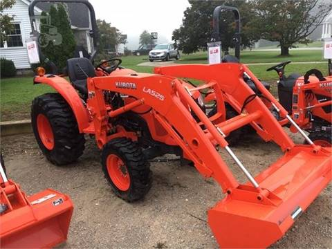 2018 Kubota L2501HST for sale in Sims, NC