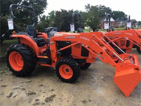 2018 Kubota L3560GST for sale in Sims, NC