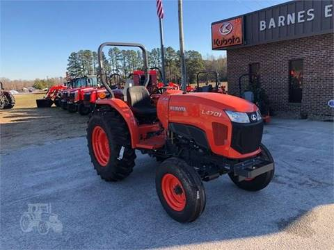 2018 Kubota L4701F for sale in Sims, NC