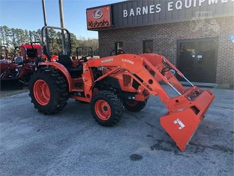 2018 Kubota L4701HST for sale in Sims, NC