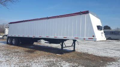 2016 Lime City Hopper Bottom Trailer for sale in Warsaw, VA