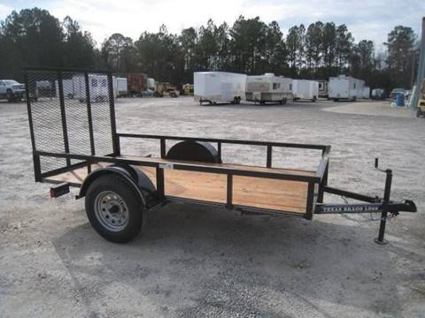 2019 Texas Bragg Trailers 5X10LD for sale in Hope Mill, NC