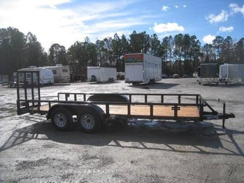 2019 Texas Bragg Trailers 18P for sale in Hope Mill, NC