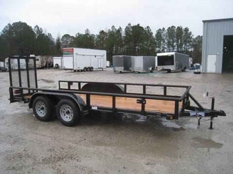 2019 Texas Bragg Trailers 16P for sale in Hope Mill, NC
