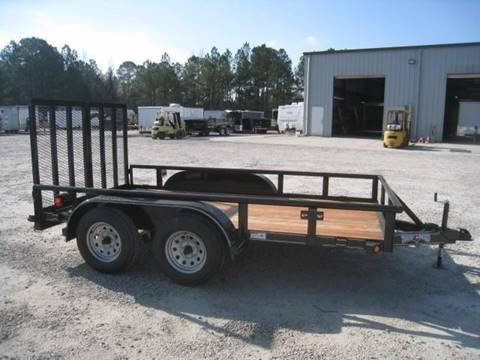 2019 Texas Bragg Trailers 12P Tandem Axle for sale in Hope Mill, NC