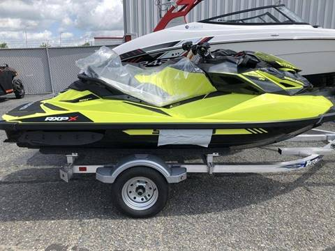 2019 Sea-Doo RXP -X  300 Neon Yellow for sale in Goldsboro, NC