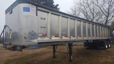 2015 Trail Star Frameless Dump Trailer for sale in Warsaw, VA