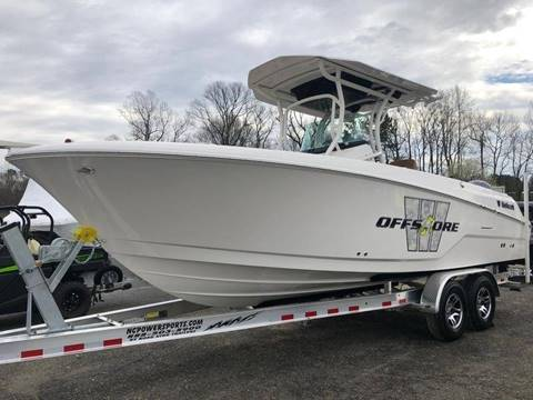 2019 Wellcraft 262 FISHERMAN for sale in Goldsboro, NC