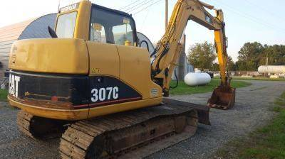 Caterpillar 307C for sale in Warsaw, VA
