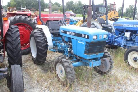 2007 New Holland 1715 for sale at Vehicle Network - Joe's Tractor Sales in Thomasville NC