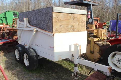 2008 Opel Dump Trailer for sale at Vehicle Network - Joe's Tractor Sales in Thomasville NC