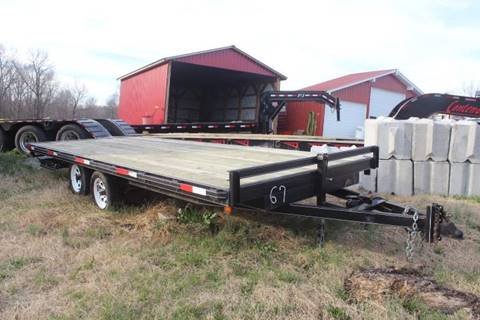 Kaufman 20' Deckover for sale in Thomasville, NC