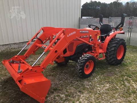 2018 Kubota L3301HST for sale in Sims, NC