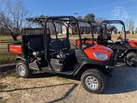 2019 Kubota RTVX1140 for sale in Sims, NC