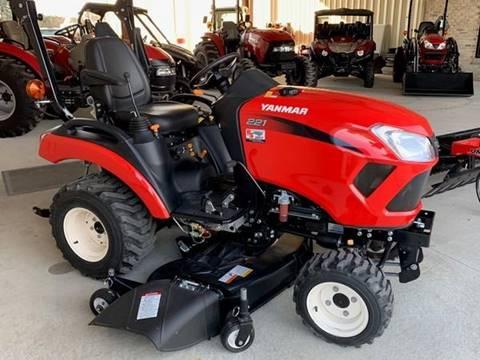 2018 Yanmar 221TD for sale in Elizabeth City, NC