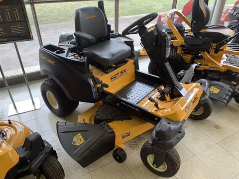2018 Cub Cadet RZT SX 50 for sale in Kinston, NC