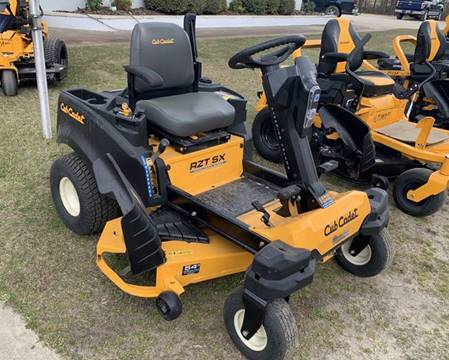 2018 Cub Cadet RZT SX 54 for sale in Kinston, NC