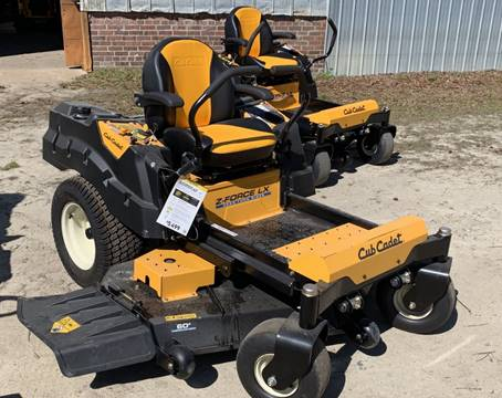 2019 Cub Cadet Z Force LX60 for sale in Kinston, NC